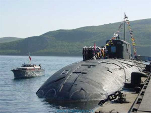 """Nuclear submarine """"Pskov"""" returned to the Russian Navy 76"""