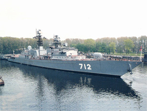 Delivery of the frigate Admiral of the Fleet of the Soviet Union Gorshkov postponed to 2018