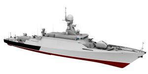 Caspian Flotilla Gets Ready to Commission New Corvette