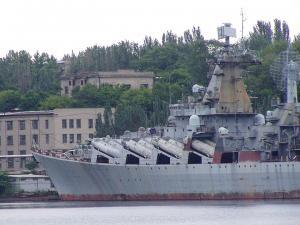 Russia waits for Kiev's acceptable decision on the missile cruiser sale