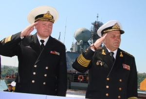 Russian-Ukrainian naval cooperation dynamically develops – Ukrainian Navy Commander
