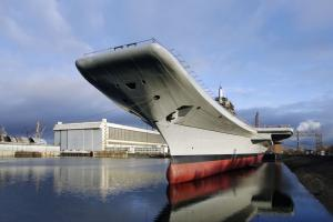 First Sortie of INS Vikramaditya Postponed For May 2012