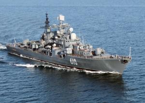 Baltic Fleet Flagship Celebrated 18-th Anniversary