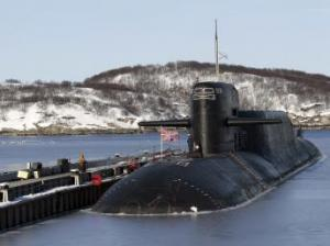 After-Fire Recovery of SSBN Yekaterinburg Needs Two Years