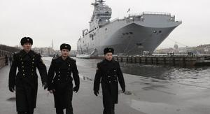 Russian Navy to Form Marine Battalions for Mistral Ships