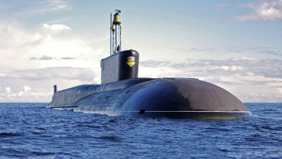 Russian Nuclear Subs' Entry Into Service Pushed Back to 2014