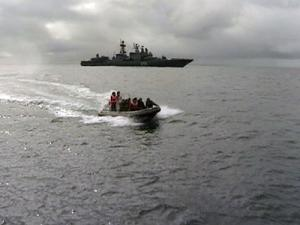 Sea Phase of FRUKUS-2012 Exercise Begins