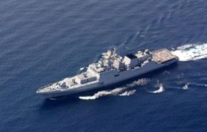 Third frigate for Black Sea Fleet to be laid down in the fall