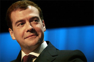 Dmitry Medvedev appreciated establishment of Mistral-building consortium