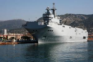 France to Lay Down First Mistral for Russia Early Feb 2012