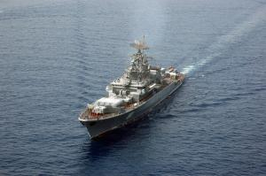 BSF Frigate Ladny Returned to Sevastopol