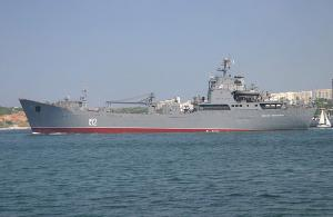 Source: Russian Warships to Defend Naval Base in Syria