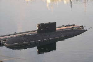 NATO experts visited Russian sub Alrosa