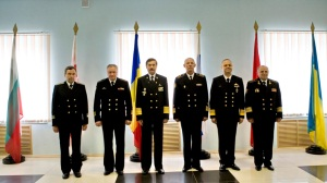 Navy commanders of BLACKSEAFOR states convened near Novorossiysk