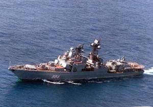 Northern Fleet warships prepare for anti-piracy patrol