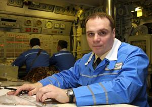 Northern Fleet Officer Titled Hero of Russia