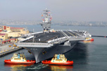 Aircraft carrier Nimitz
