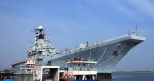 Ex-Soviet carrier Kiev refitted into luxury hotel