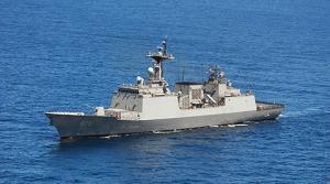 South Korean Warships to Call at Vladivostok
