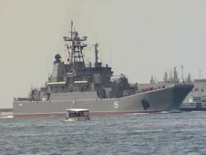 Black Sea Fleet to secure Winter Olympics in Sochi