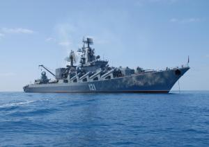 Black Sea Flagship Finished Dock Repairs