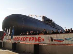 Zvezdochka Prolongs Lifetime of Delfin-Class Subs to 35 Years