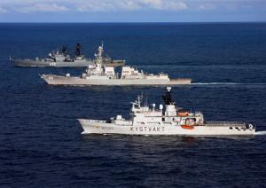 Russia, USA, Norway Agreed upon Future Naval Exercises