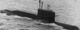 Guided-missile submarine cruiser K-140 (project 667AM)