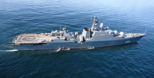 Gepard class frigate was shipped to Vietnam