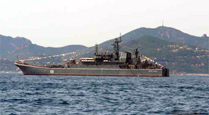 Black Sea Fleet hazers broke young sailor's jaw