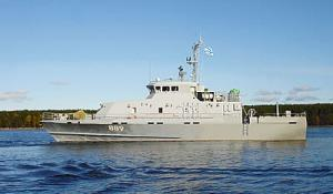 Caspian Flotilla to Get 2 Missile Corvettes in 2013