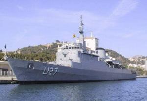 Training ship Brasil calls at St. Petersburg