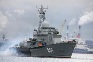 Russia to Modernize Third Pair of Algerian Warships