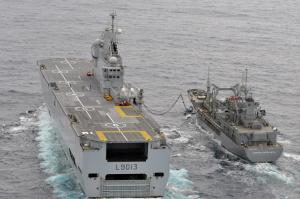 Second Couple of Mistral Ships Not on Euronaval-2012 Agenda