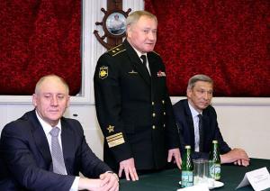 Missile Cruiser Petr Veliky Turned 14