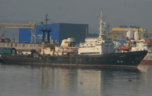 Salvage Tug Alatau Returns To Service