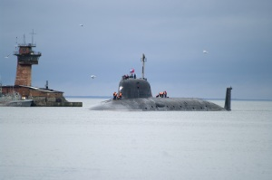SSGN Severodvinsk Launched Newest Cruise Missile
