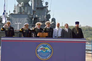 Russian-Ukrainian joint exercise Fairway of Peace-2011 started in Sevastopol