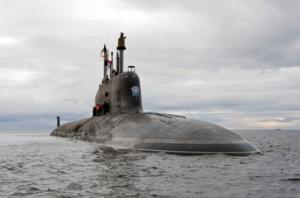 SSGN Severodvinsk Completed Sea Trials Round
