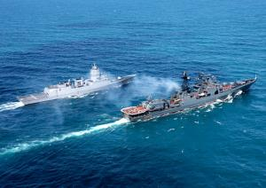 Northern Fleet Ships to Participate in Pomor-2012 Exercise