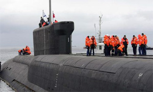 Construction of SSBN Alexander Nevsky will cost RUR 23 bln – shipbuilder