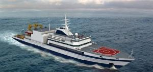 Admiralteyskie Verfi Builds Rescue Ship for Russian Navy