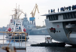 China Feels Offended: Russian Carrier Failed Trials Not Due to Chinese Bricks