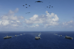 Aircraft-carrier group, USA