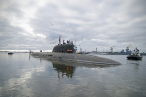 USC: Russian Navy to Receive Two New Nuclear Subs This Year