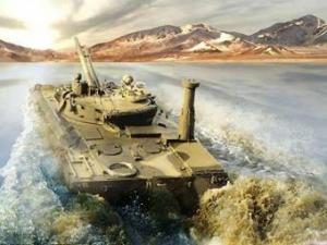 Indonesia Bought Russian Amphibious IFVs