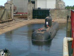 Russia Tests Hydrogen-Fueled Submarine
