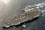 Aircraft carrier R. Reagan