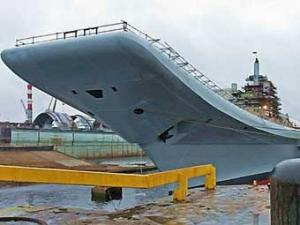 Sevmash: Russia to Deliver INS Vikramaditya to India in Dec 2012
