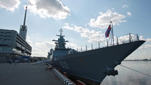 Russian Navy to Receive 36 Warships in 2013